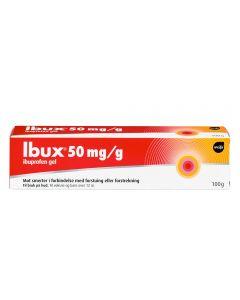 Ibux gel 5% 50g