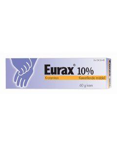 Eurax krem 10% 60g