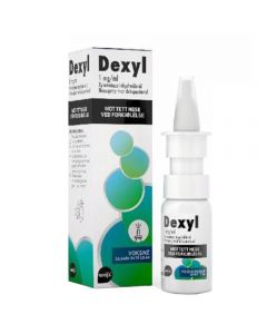 Dexyl nesespray 1 mg/ml 10 ml