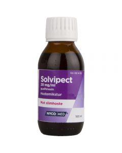 Solvipect mikstur 100 ml