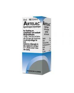 Artelac øyedråper 3,2 mg/ml 10 ml