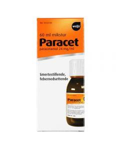 Paracet mikstur 24mg/ml 60 ml