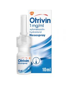Otrivin nesespray 1 mg/ml 10 ml