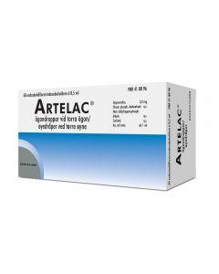 Artelac øyedråper 3,2 mg/ml 60 x 0,5 ml