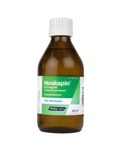 Noskapin Takeda mikstur 2,2 mg/ ml 250 ml