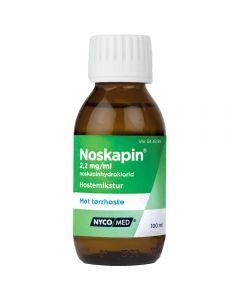 Noskapin Takeda mikstur 2,2 mg/ml 100 ml