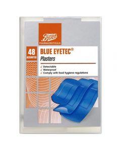 Boots Pharmaceuticals blått detektorplaster