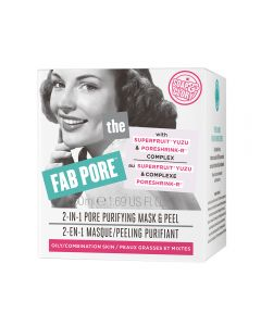 Soap & Glory The Fab Pore™ 2-In-1 Facial Pore Purifying Mask & Peel
