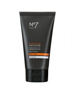 No7 Men Energising ansiktsskrubb 150 ml