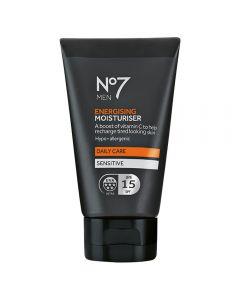 No7 Men Energising Moisturiser ansiktskrem 50 ml