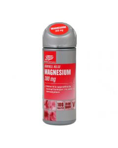 Boots Magnesium 300 mg