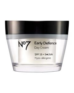 No7 Early Defence dagkrem spf 15 50 ml