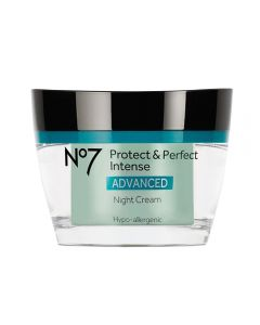 No7 Protect & Perfect Intense Advanced nattkrem 50 ml