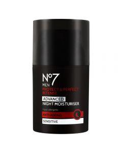 No7 Protect & Perfect Intense Advanced nattkrem 50 ml
