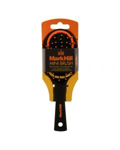 Mark Hill Mini Paddle hårbørste med Marokkansk Arganolje