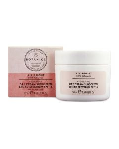 Botanics All Bright dagkrem spf15 50 ml