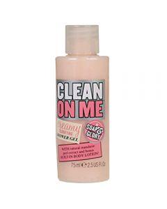 Soap & Glory Clean On Me Shower Gel 75 ml