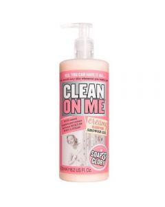 Soap & Glory Clean On Me Shower Gel 480ml