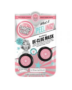 Soap & Glory What A Peeling  De-Clog Mask 2 x 7 ml