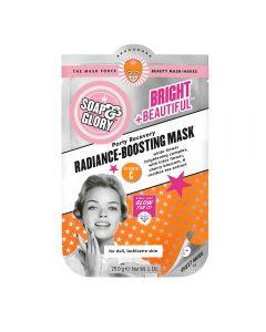 Soap & Glory Bright & Beautiful  Radiance Boosting Mask  29 g