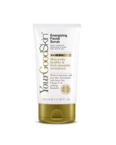 YourGoodSkin Energizing Facial Scrub 125 ml
