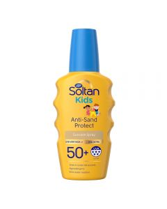 Soltan Kids Anti Sand Protect Suncare Spray spf 50+ 200 ml