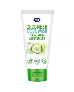 Boots Essentials Cucumber face wash 150ml