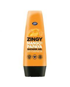 Boots Zingy Mango & Papaya Shower Gel 250 ml