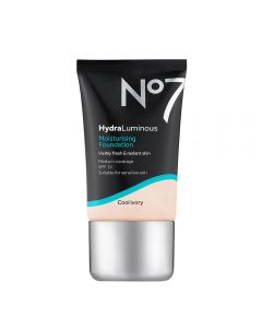 No7 HydraLuminous Moisturising Foundation SPF15 Ivory 30ml