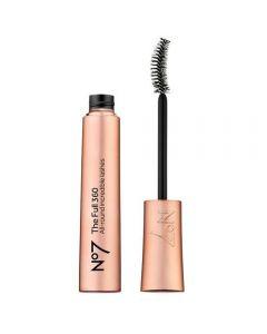 No7 The Full 360 Mascara brun/svart