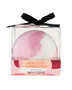 Boots Live + Be Beautiful Connection Bath Fizzer 150g