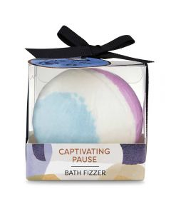 Boots Live + Be Captivating Pause Bath Fizzer 150g