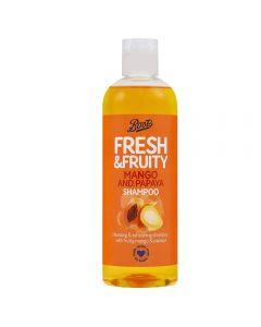 Boots Fresh Mango And Papaya Shampoo 500ml