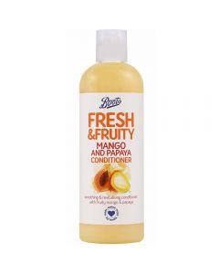 Boots Fresh Mango And Papaya Conditioner 500ml