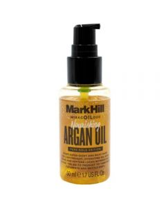 Mark Hill Limited Edition 24K Gold Oil