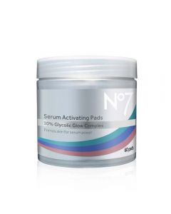 No7 Serum Activating Glowpads 60 pk