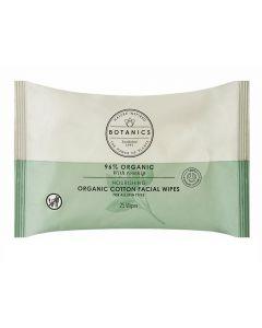 Botanics Organic Nourishing Wipes