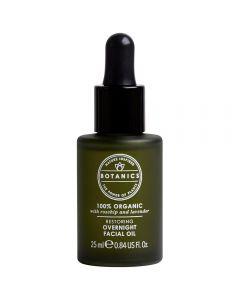 Botanics Organic Rejuvenating Night Oil