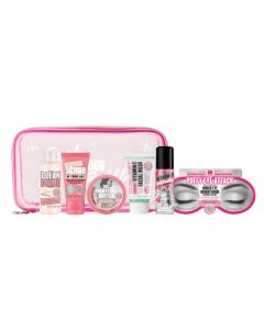 Soap & Glory Pink Travel Bag