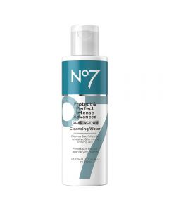 No7 Protect & Perfect Intense Advanced Dual Action Cleansing Water 200ml