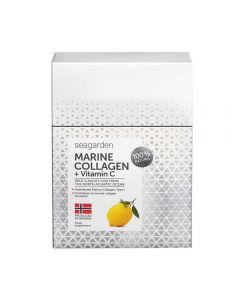 Seagarden Marine Collagen + Vit C Sitron 30x5 g