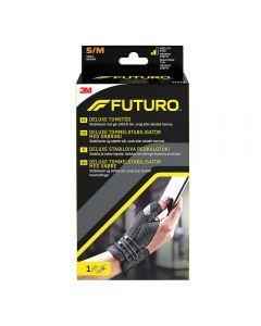 Futuro Deluxe Tommel Sort S/M 1 stk
