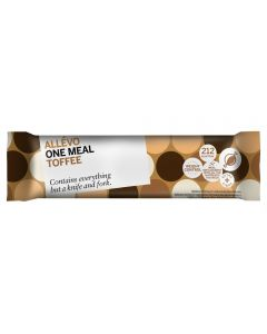 Allévo Lcd One Meal toffee bar 57g
