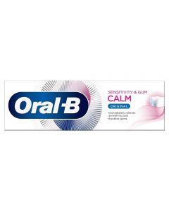 Oral-B Sensitivity & Gum Calm tannkrem 75 ml