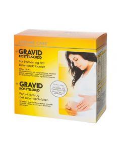 Lifeline Care Gravid Tab/Kaps 4X30
