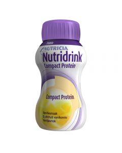 Nutridrink Compact Prot Vanilj 4X125 ml