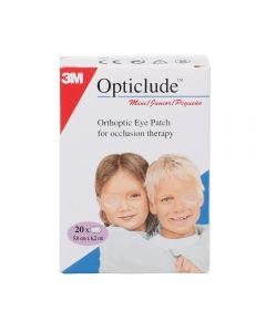 Opticlude Øyelapp Mini 20 stk