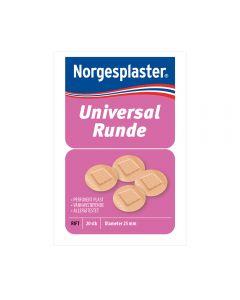 Norgespl Universal Rund 20Stri 1 stk