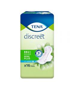 Tena Lady Discreet Mini+ Wings 16 stk