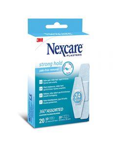 Nexcare Sensitiv Silik ASs 20 1 stk
